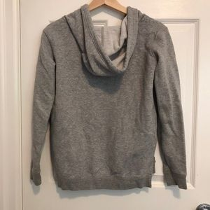 American Eagle Outfitters Tops - AMERICAN EAGLE Grey Hoodie